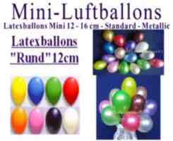 Mini-Luftballons