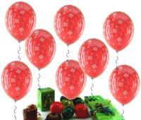 Geburtstag 18 luftballons und dekoration zum 18 geburtstag for 18 geburtstag dekoration set