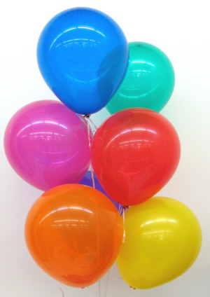 Luftballontraube 1