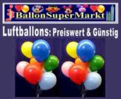 Günstige Luftballons