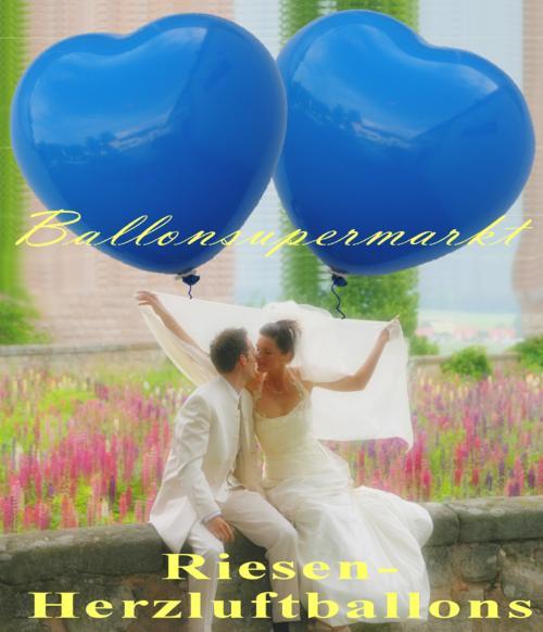Riesen-Herzluftballons-zur-Hochzeit