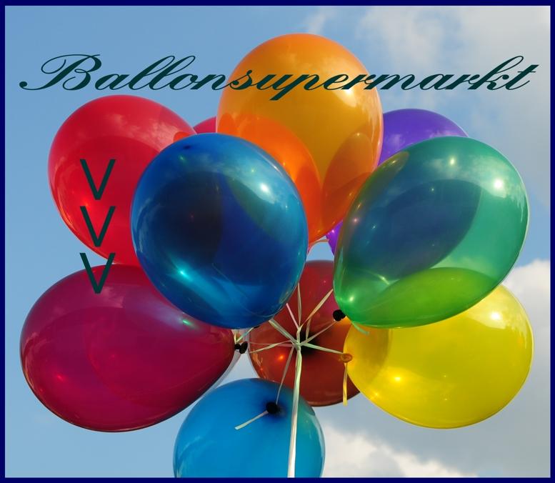 Deko luftballons kristallfarben burgund 28 30 cm 50 st ck lu deko luftballons k 1 kristall - Luftballon deko ...