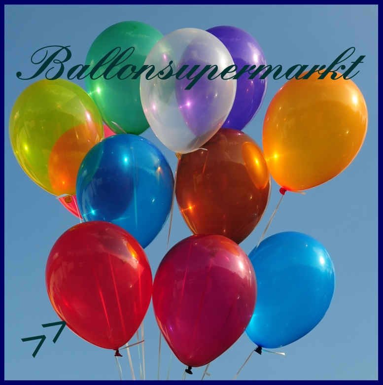 deko-luftballons-kristallfarben-rot