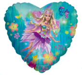 Barbie Fairytopia Luftballon