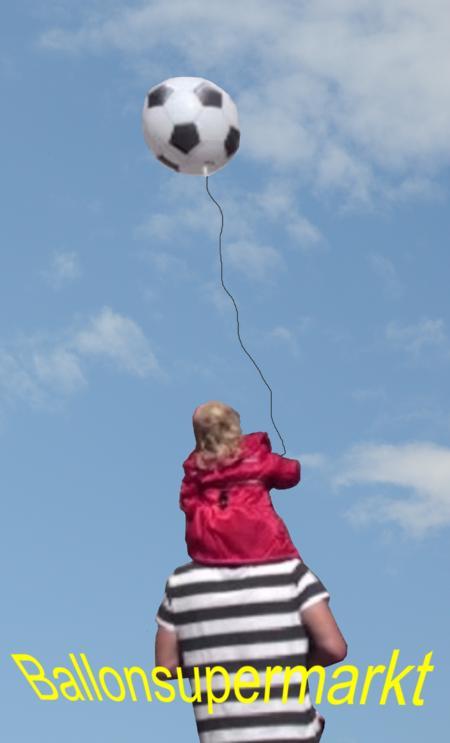 Kinder Luftballons, Fußball-Luftballons