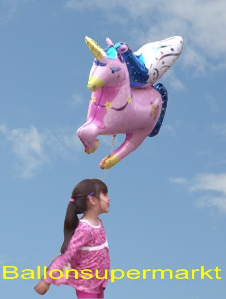 Kinder-Luftballons