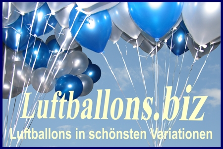 Ballons in sch�nsten Variationen